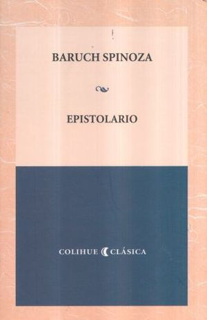 EPISTOLARIO / BARUCH SPINOZA