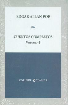 CUENTOS COMPLETOS / EDGAR ALLAN POE / 2 TOMOS