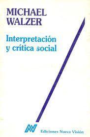 Interpretación y crítica social