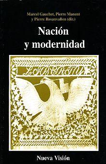 NACION Y MODERNIDAD