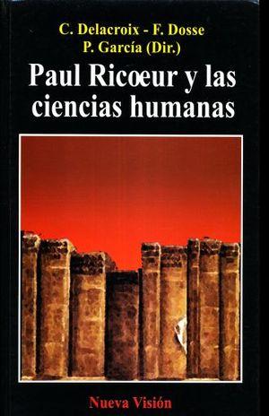 PAUL RICOEUR Y LAS CIENCIAS HUMANAS