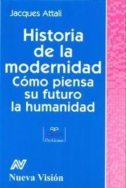 Historia de la modernidad