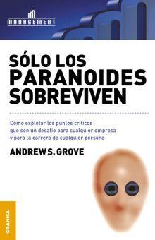 SOLO LOS PARANOIDES SOBREVIVEN
