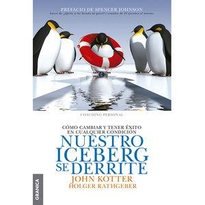 NUESTRO ICEBERG SE DERRITE. COMO CAMBIAR Y TENER EXITO EN CUALQUIER CONDICION