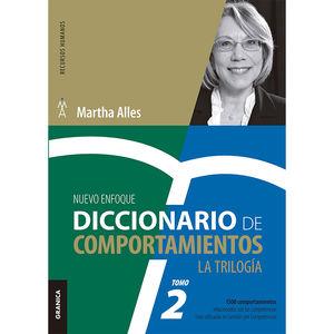 DICCIONARIO DE COMPORTAMIENTOS. LA TRILOGIA / TOMO 2 / 2 ED.