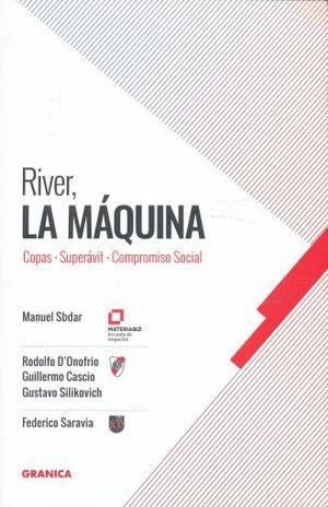 RIVER LA MAQUINA. COPA SUPERAVIT COMPROMISO SOCIAL