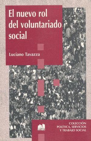 NUEVO ROL DEL VOLUNTARIADO SOCIAL, EL