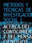 TECNICAS DE INVESTIGACION SOCIAL / 24 ED.