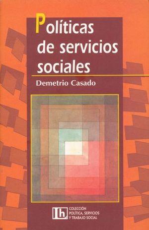 POLITICAS DE SERVICIOS SOCIALES