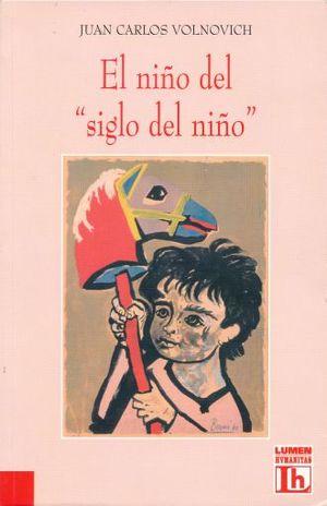 NIÑO DEL SIGLO DEL NIÑO, EL