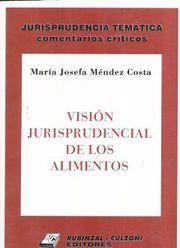 VISION JURISPRUDENCIAL DE LOS ALIMENTOS