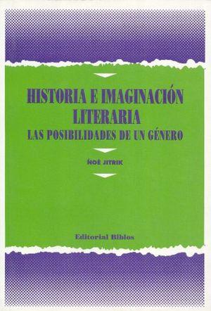HISTORIA E IMAGINACION LITERARIA