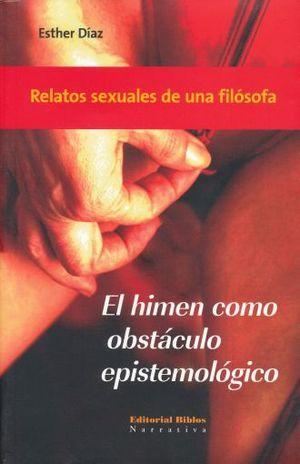 HIMEN COMO OBSTACULO EPISTEMOLOGICO, EL