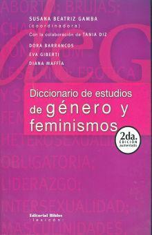 DICCIONARIO DE ESTUDIOS DE GENERO Y FEMINISMO
