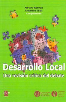 DESARROLLO LOCAL. UNA REVISION CRITICA DEL DEBATE
