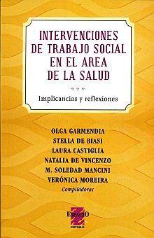 INTERVENCIONES DE TRABAJO SOCIAL EN EL AREA DE LA SALUD