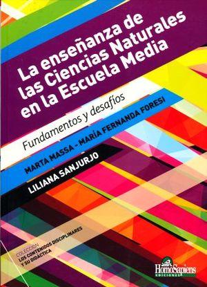 ENSEÑANZA DE LAS CIENCIAS NATURALES EN LA ESCUELA MEDIA, LA