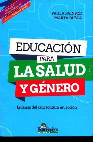 EDUCACION PARA LA SALUD Y GENERO