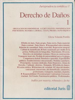 DERECHO DE DAÑOS. OBLIGACIONES DE INDEMNIZAR LUCRO CESANTE 1