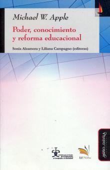 PODER CONOCIMIENTO Y REFORMA EDUCACIONAL