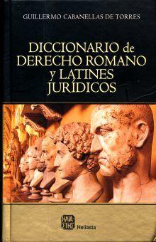 DICCIONARIO DE DERECHO ROMANO Y LATINES JURIDICOS / PD.