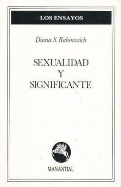 SEXUALIDAD Y SIGNIFICANTE