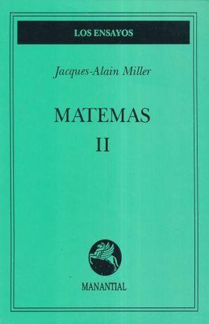 MATEMAS II