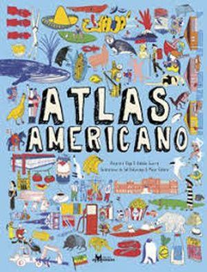 ATLAS AMERICANO / 3 ED. / PD.