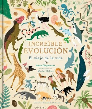Increíble evolución. El viaje de la vida / pd.