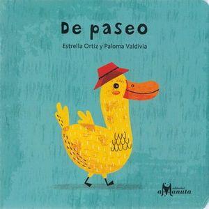DE PASEO / 2 ED. / PD.
