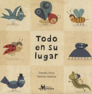 TODO EN SU LUGAR / 2 ED. / PD.