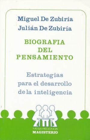BIOGRAFIA DEL PENSAMIENTO