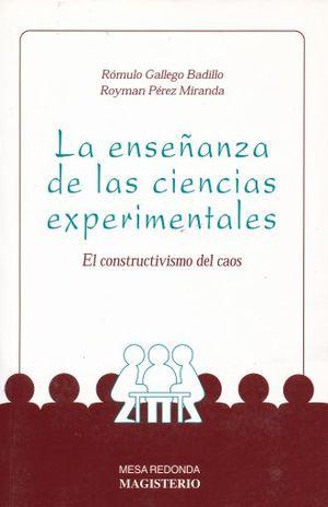 ENSEÑANZA DE LAS CIENCIAS EXPERIMENTALES, LA