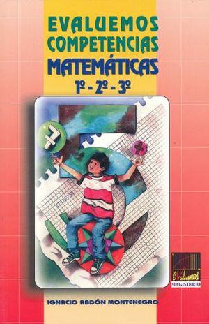 EVALUEMOS COMPETENCIAS MATEMATICAS 1 2 3