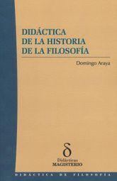 DIDACTICA DE LA HISTORIA DE LA FILOSOFIA