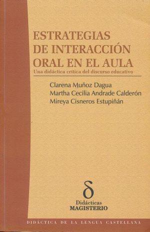 ESTRATEGIAS DE INTERACCION ORAL EN EL AULA