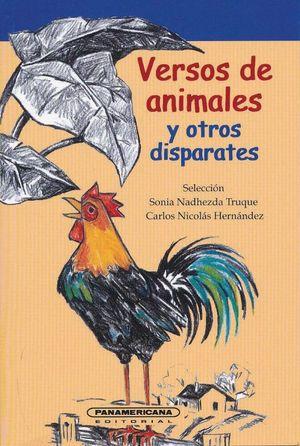 Versos de animales y otros disparates