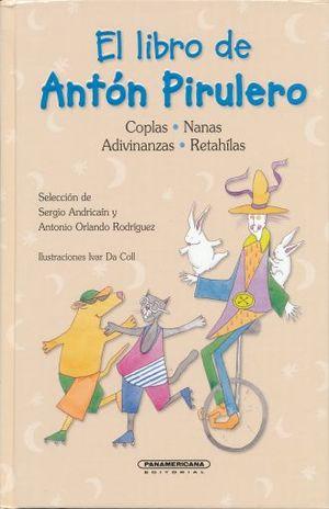 LIBRO DE ANTON PIRULERO, EL / PD.