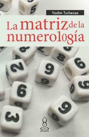 MATRIZ DE LA NUMEROLOGIA, LA / PD.