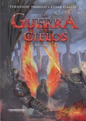 GUERRA DE LOS CIELOS, LA. VOL 2 / PD.