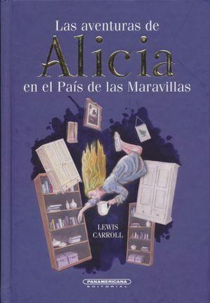 Las aventuras de Alicia en el País de las Maravillas / 2 ed. / pd.