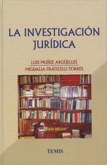 INVESTIGACION JURIDICA, LA / 4 ED. / PD.