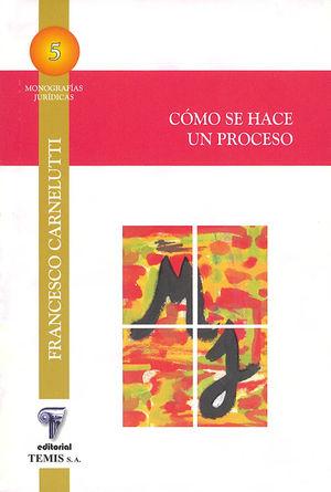 COMO SE HACE UN PROCESO / 3 ED.