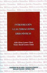 INTRODUCCION A LAS INFRACCIONES URBANISTICAS