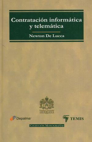CONTRATACION INFORMATICA Y TELEMATICA / PD.