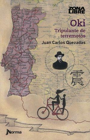 OKI. TRIPULANTE DE TERREMOTOS