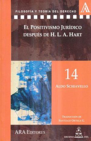 POSITIVISMO JURIDICO DESPUES DE H. L. A. HART, EL