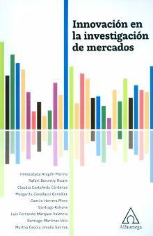 INNOVACION EN LA INVESTIGACION DE MERCADOS