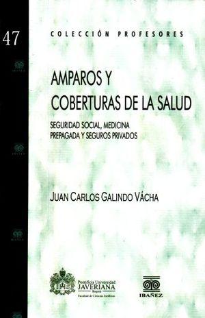 AMPAROS Y COBERTURAS DE LA SALUD / PD.