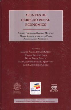 APUNTES DE DERECHO PENAL ECONOMICO / PD.